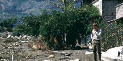 Y el Estado se olvidó de las ruinas. Foto:vía Getty Images