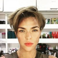 No tiene barreras ante los géneros. Foto:vía Instagram/rubyrose