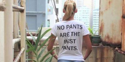 5 videos de mujeres que salieron a la calle desnudas y nadie se dio cuenta
