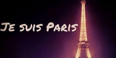 Ya comienza a verse el hashtag #JeSuisParis Foto:vía Instagram
