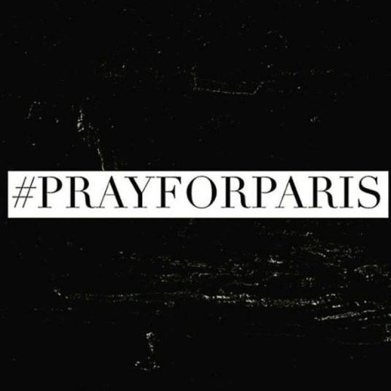 Ahora en redes sociales, quienes están impactados por la situación piden oración. Foto:vía Instagram