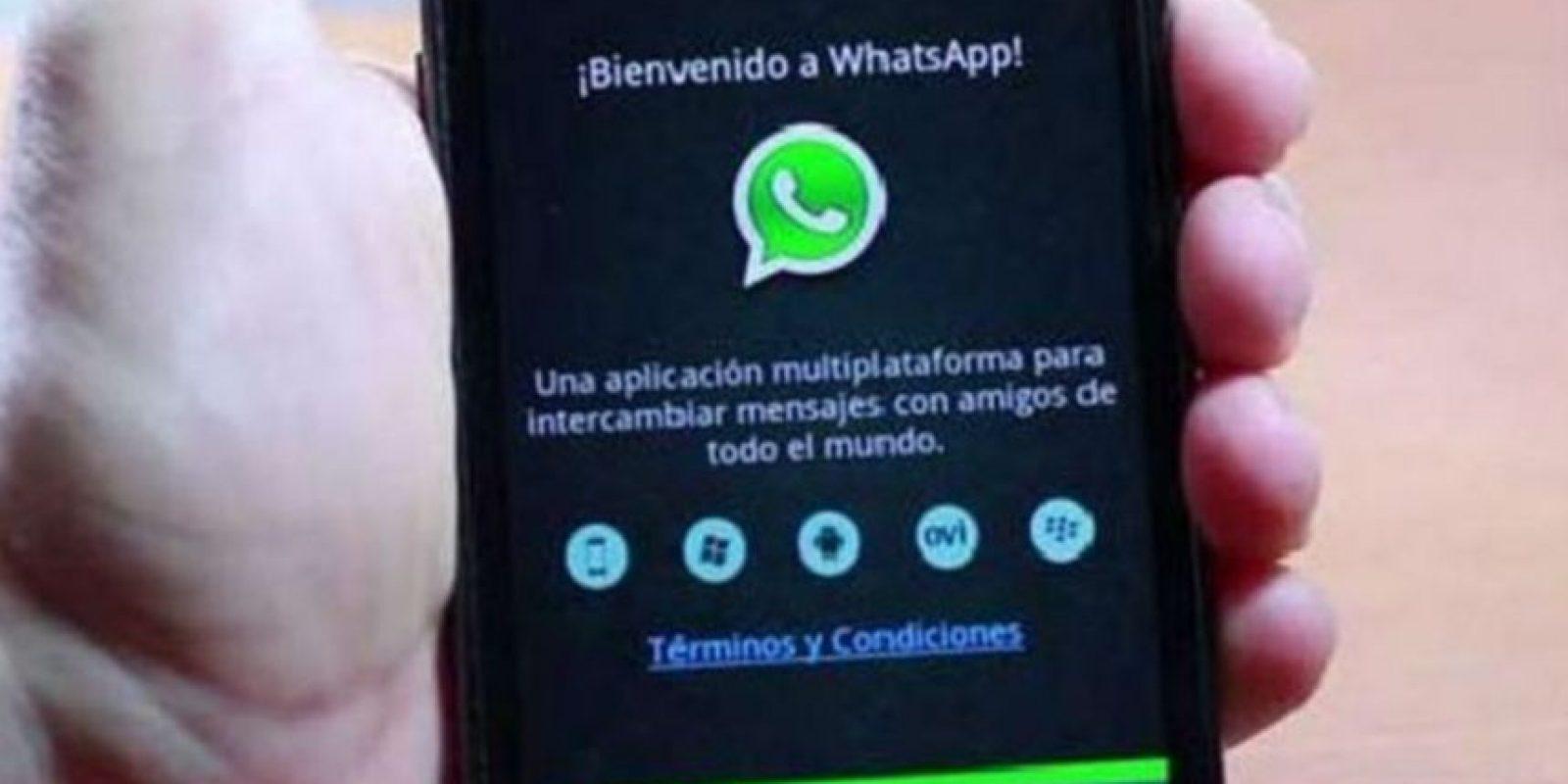 WhatsApp les permite conocer qué tanto escriben en la aplicación. Foto:vía Pinterest.com