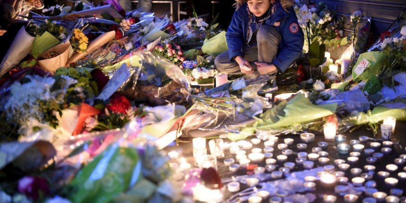 El presidente de Francia, Francois Hollande describió los atentados como un acto de guerra. Foto:AFP