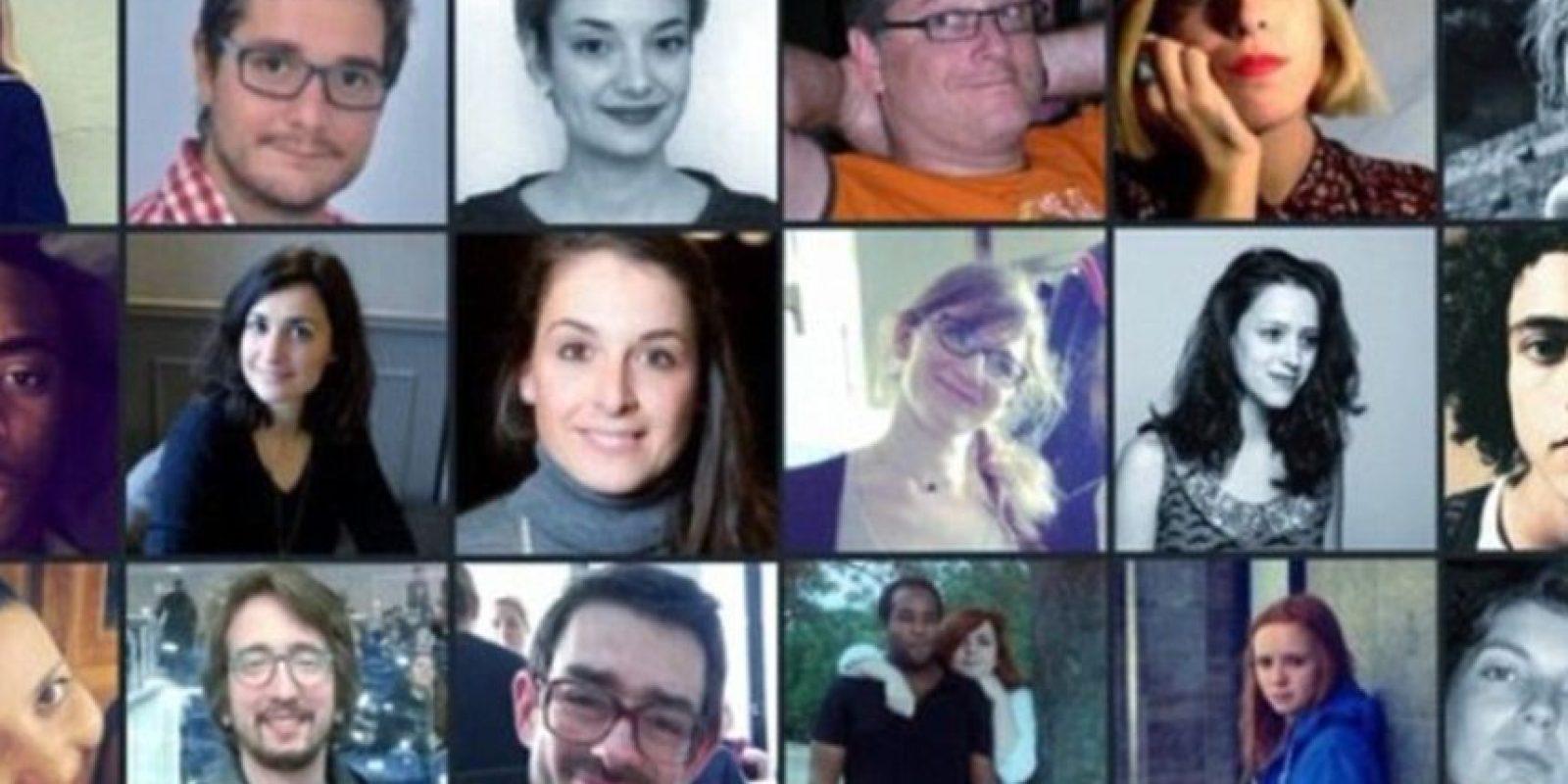 Aunque hay 129 muertos por los ataques, todavía no se sabe la suerte de muchas de las personas que estaban en el teatro Bataclan. Foto:vía Twitter