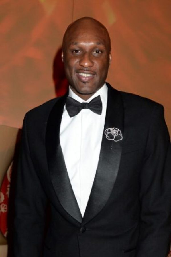 Lamar Odom está hospitalizado desde el pasado 13 de octubre. Foto:Getty Images