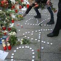 Así se vivieron los atentados terroristas en Francia Foto:Getty Images