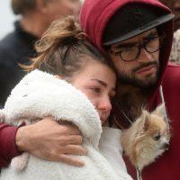 Además, se estima que hay 300 personas heridas. Foto:Getty Images