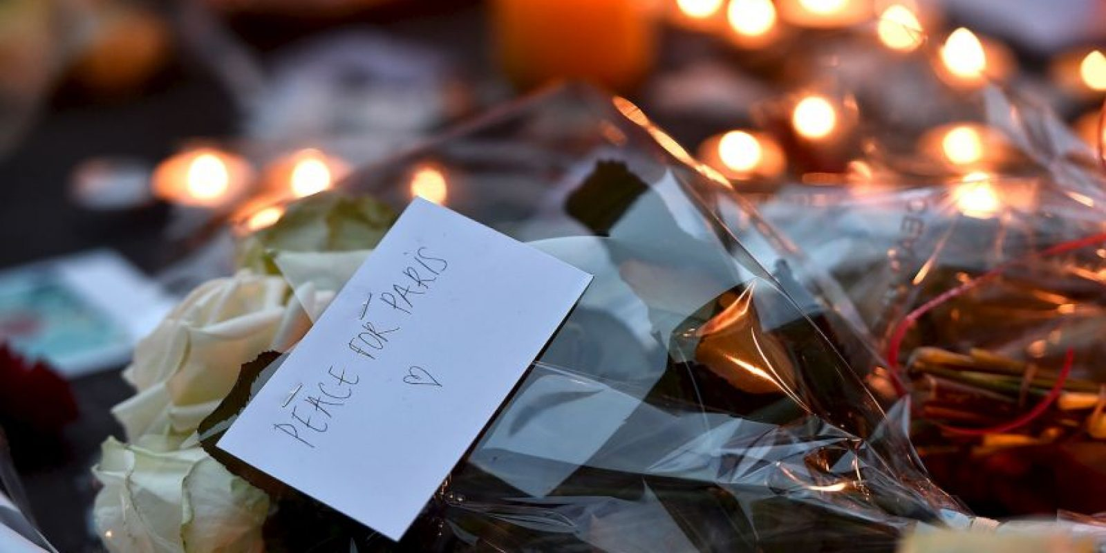 """""""Paz en París"""". Foto:Getty Images"""