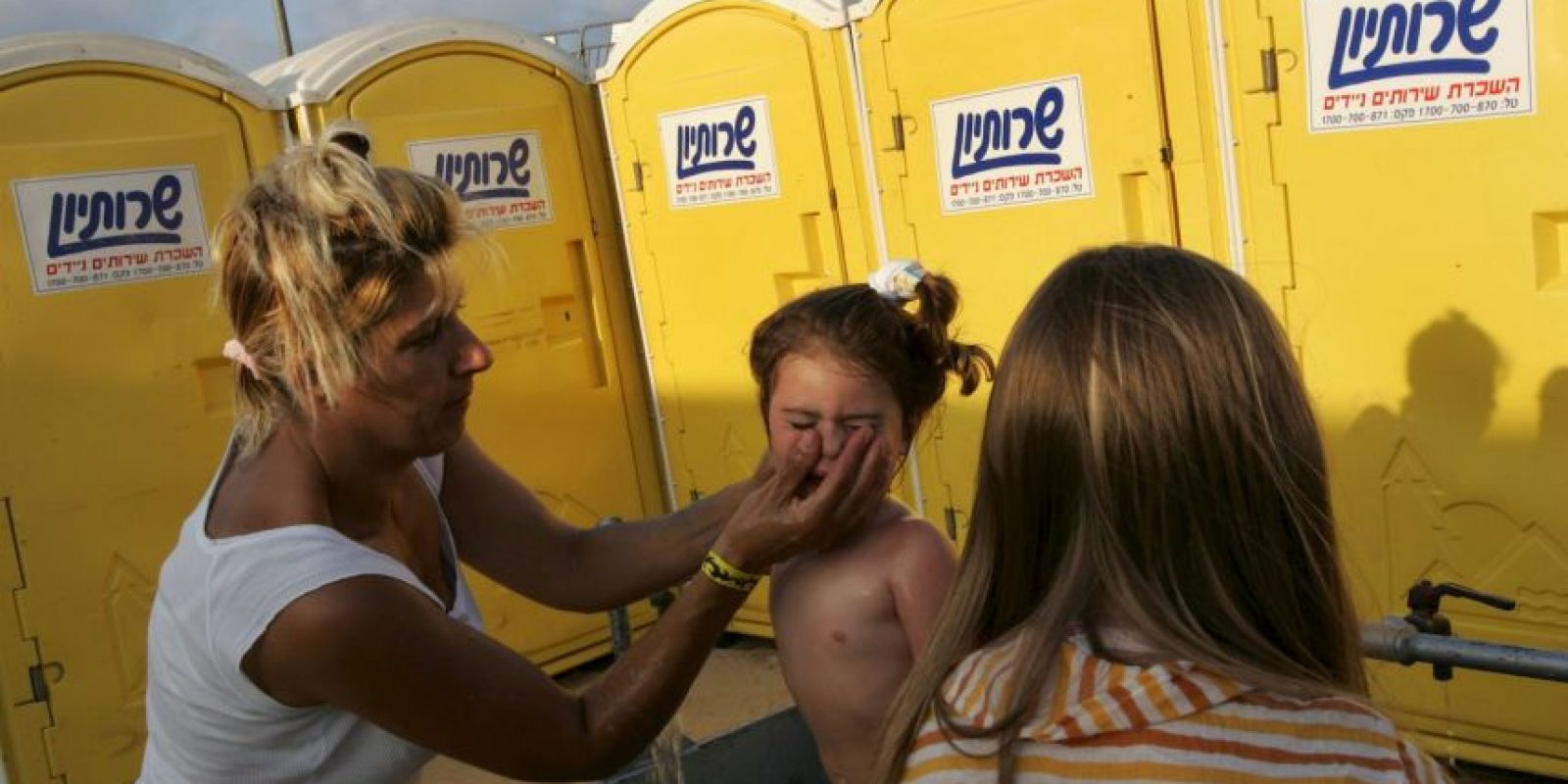 Jackie Burns recortó el presupuesto para los baños públicos en Lanarkshire, Escocia. Foto:Getty Images