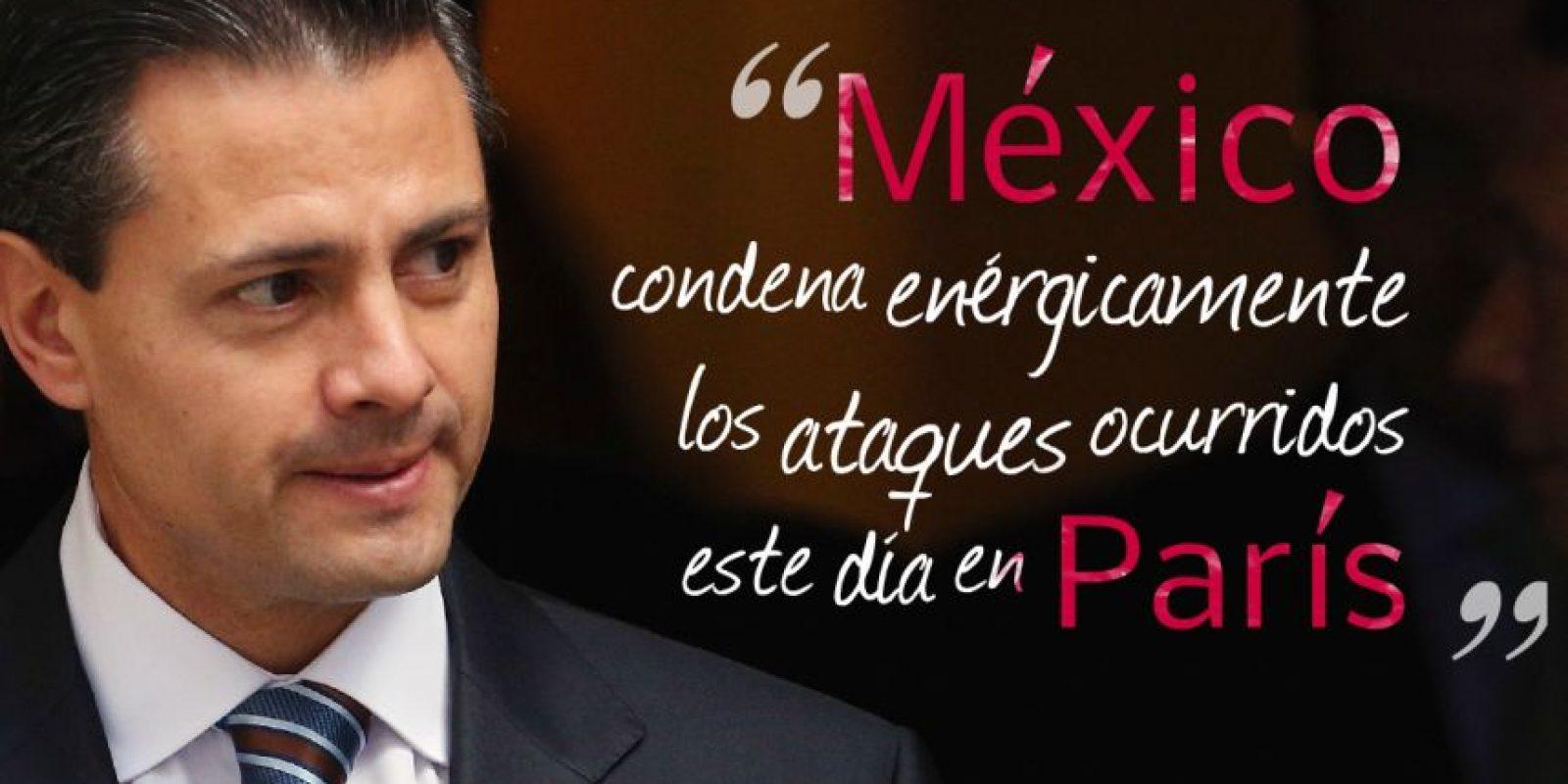 ENRIQUE PEÑA NIETO, Presidente de México. Foto:Getty Images