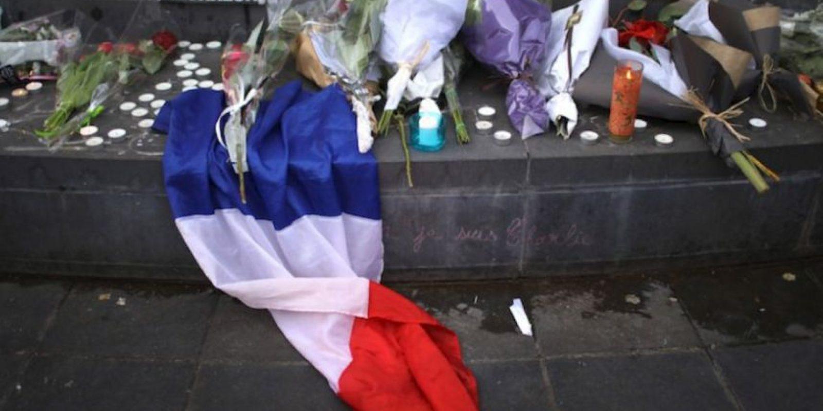 Algunos lograron escapar de la matanza. Foto:vía AFP
