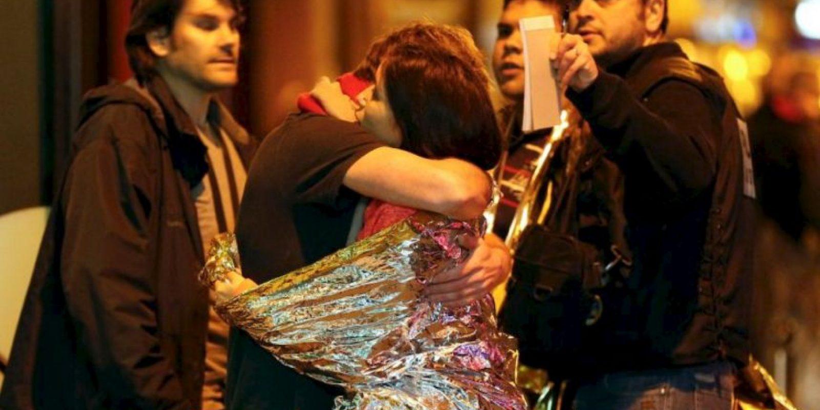 También se arrestó a un francés de 41 años. Foto:vía AFP