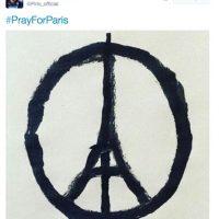 Andrea Pirlo: Oremos por París. Foto:Vía twitter.com/pirlo_official