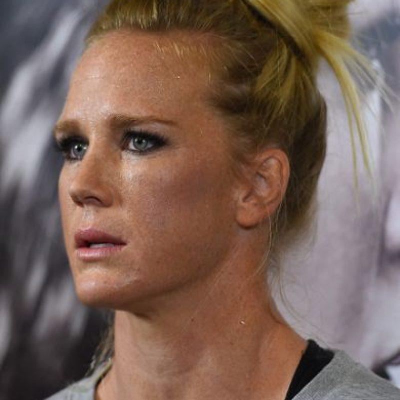 También ganó el Campeonato del Mundo del Peso Ligero en la Asociación Mundial de Boxeo (WBA). Foto:Getty ImagesVía instagram.com/_hollyholm