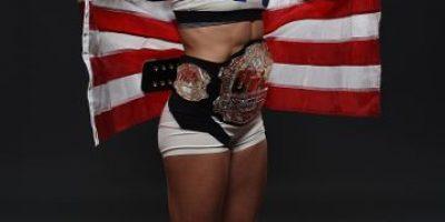Fotos: Ella es Holly Holm, la peleadora que terminó con el reinado de Ronda Rousey