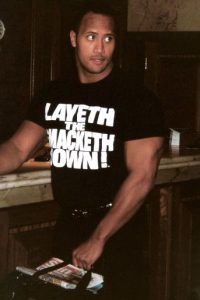 The Rock Foto: WWE