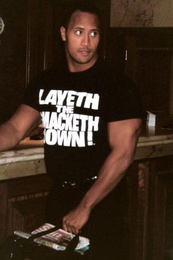The Rock Foto:WWE