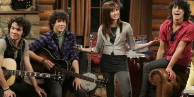 """Así fue el radical cambio del elenco de """"Camp Rock"""" 7 años después"""