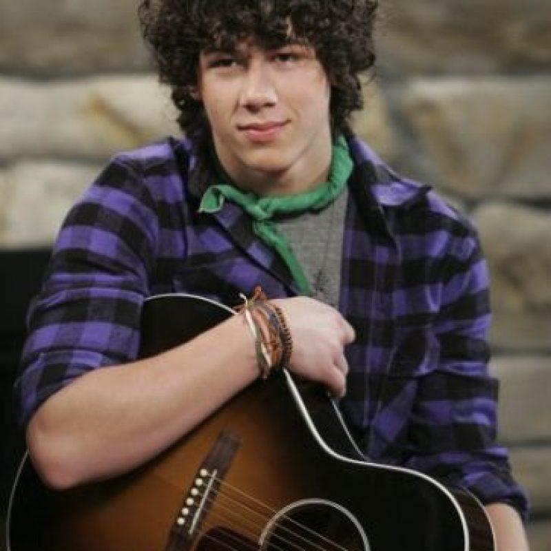 """Interpretó a """"Nate"""" uno de los miembros de la banda de """"Shane Grey"""" Foto:Disney"""