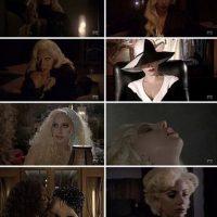 En esta producción, la cantante ha demostrado su lado más sangriento. Foto:vía instagram.com/ladygaga