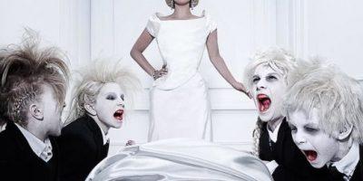 """Lady Gaga mostró su lado más asqueroso en """"American Horror Story"""""""