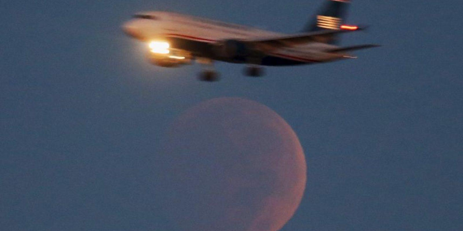 """Las tétradas lunares son cuatro eclipses de luna de forma consecutiva. Y lo impactante de estos fenómenos astronómicos es que durante los eclipses, el satélite de la tierra se tiñe de rojo, por lo que se les conoce como """"lunas de sangre"""". Foto:Getty Images"""