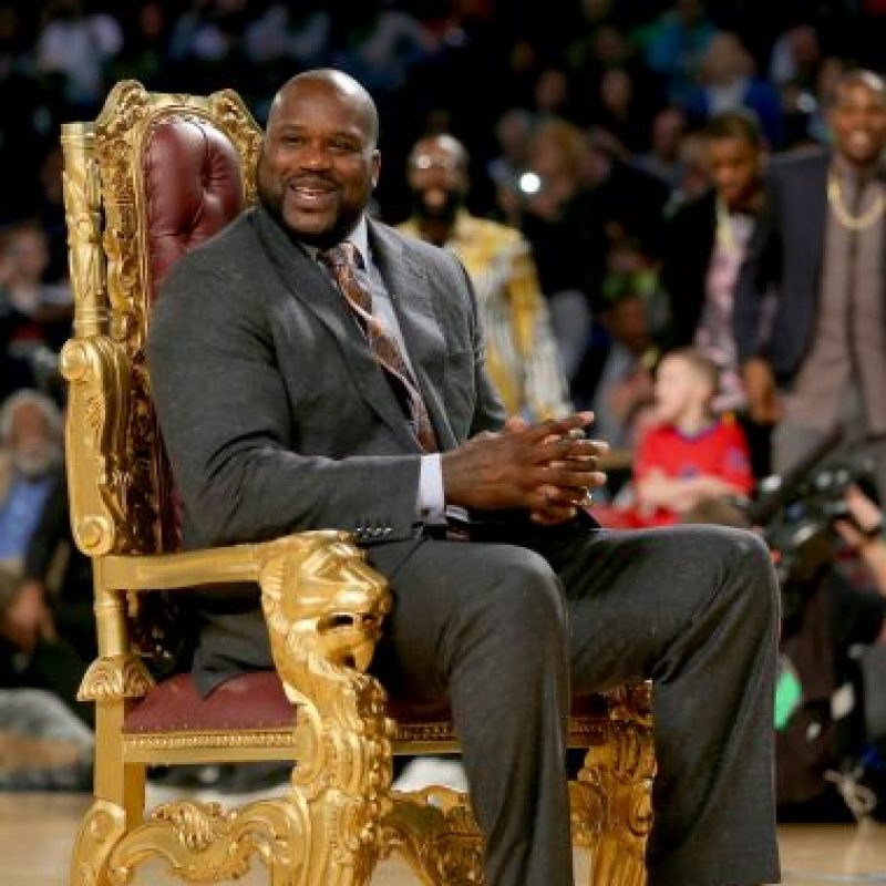 3. Shaquille O'Neal Foto:Getty Images