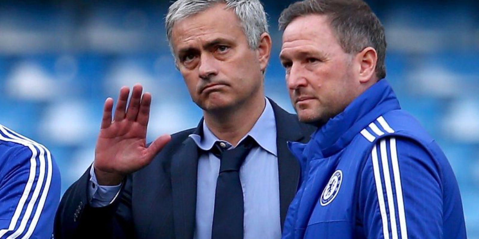 """Varios medios en Inglaterra apuntan a que """"Mou"""" no terminará la temporada por sus malos resultados, y tienen semanas hablando de su inminente despido. Foto:Getty Images"""