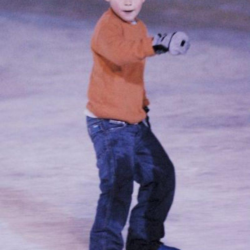 Desde pequeño, Brooklyn ha recibido atención de la prensa por la fama de sus padres. Foto:Getty Images