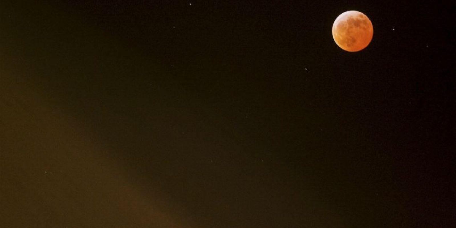 Y entre 2014 y 2015, los cuatro eclipses lunares coincidieron con fiestas judías: el primero de 2014 y 2015, con la Pascua y el segundo de 2014 y 2015 cayeron justo en la Fiesta de los Tabernáculos. Foto:Getty Images