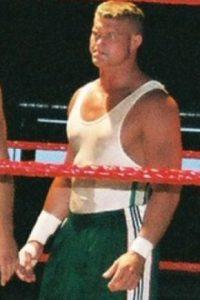 Dolph Ziggler formaba parte de The Spirit Squad, en 2006 Foto:WWE