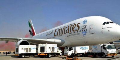 La aerolínea ya encargó otras 15 unidades. Foto:Vía facebook.com/Emirates