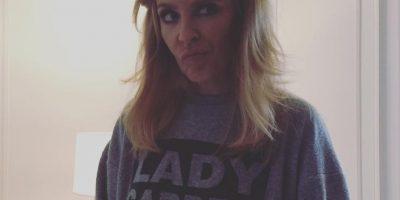 Ahí donde ven a Kylie Minogue, ya tiene 47 años. Foto:vía Instagram/joshuasasse