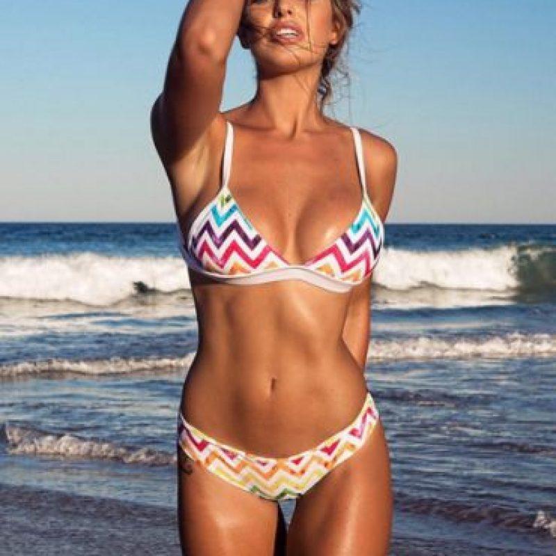 Kahili Blundell es una modelo australiana. Foto:Vía instagram.com/kahiliblundell