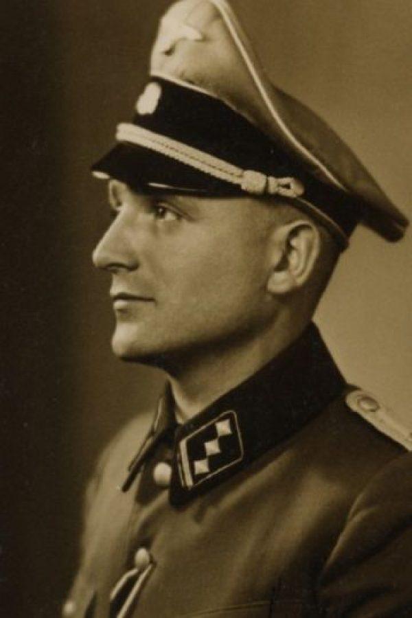 Envió a los campos de concentración a 7.500 personas, mató a más de 4 mil y arrestó, torturó y mató a más de 14 mil miembros de la Resistencia Francesa. Foto:vía Getty Images