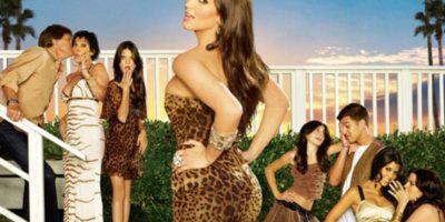 """Fotos: Así fue el radical cambio del elenco de """"Keeping Up with the Kardashians"""""""