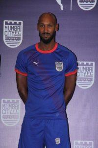 """El """"Puma"""" tiene 36 años y juega en el Mumbai City Football Club de la India. Foto:Getty Images"""