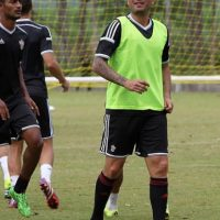 El rumano de 36 años también juega en India, en el Pune City. Foto:Getty Images