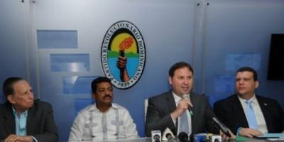 Salim Ibarra dice que candidaturas del PRD serán resultado de convención