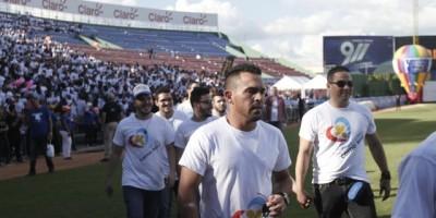 Víctor Estrella con la mira puesta en los Juegos Olímpicos