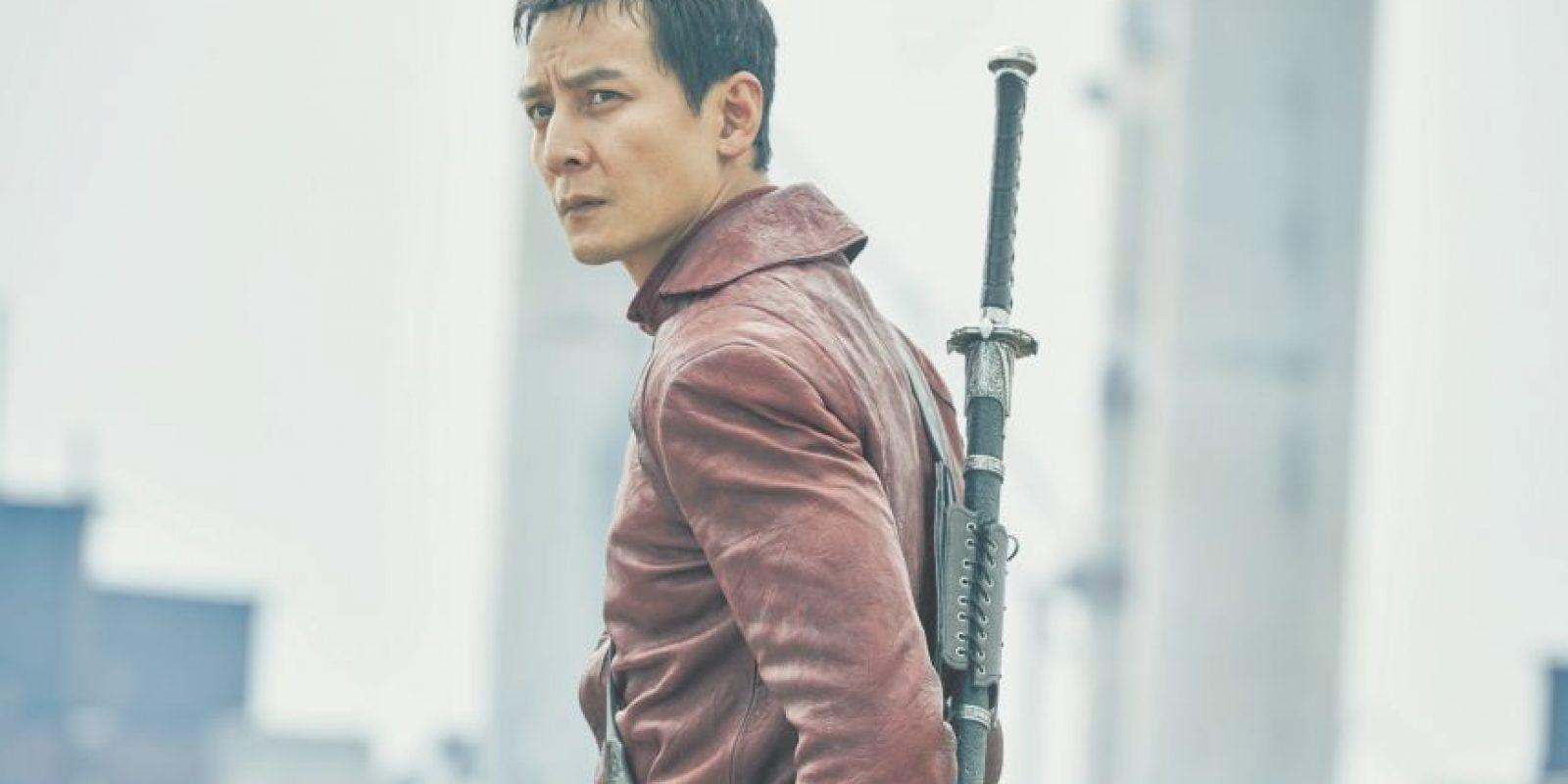 Daniel Wu interpreta a Sunny. / gentileza amc Foto:gentileza amc