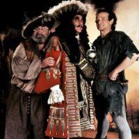 """""""Hook"""" fue una controvertida película que contaba la continuación de la historia de Peter Pan. Foto:vía Amblin"""