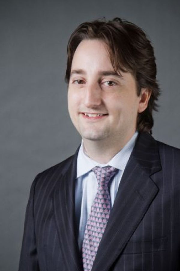 Está casado, con dos niños. Foto:vía Brooklyn School of Law