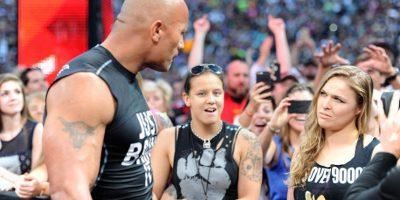 WWE coquetea con Ronda Rousey después de su derrota en UFC