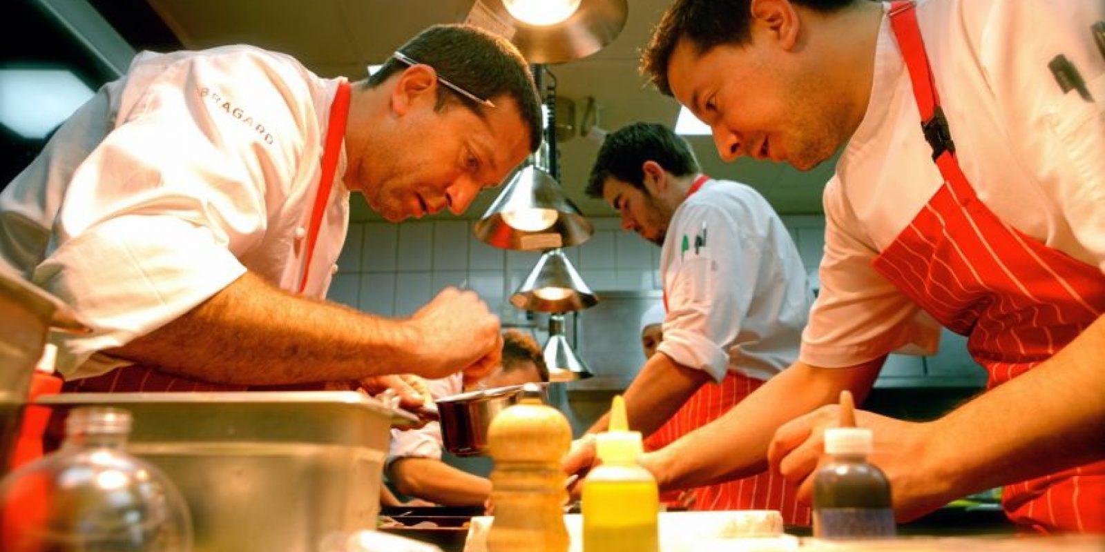 Diego Muñoz dirige la cocina de A&G Casa Moreyra.
