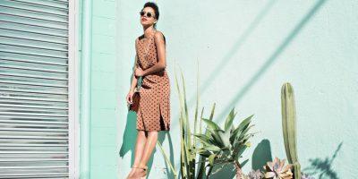 Con su apariencia caribeña, la bloguera se ha hecho un nombre en la industria de la moda. Foto:SYLVIA GUNDE