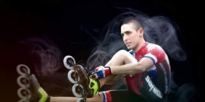 Dominicano García gana plata en mundial de patinaje en Taiwan