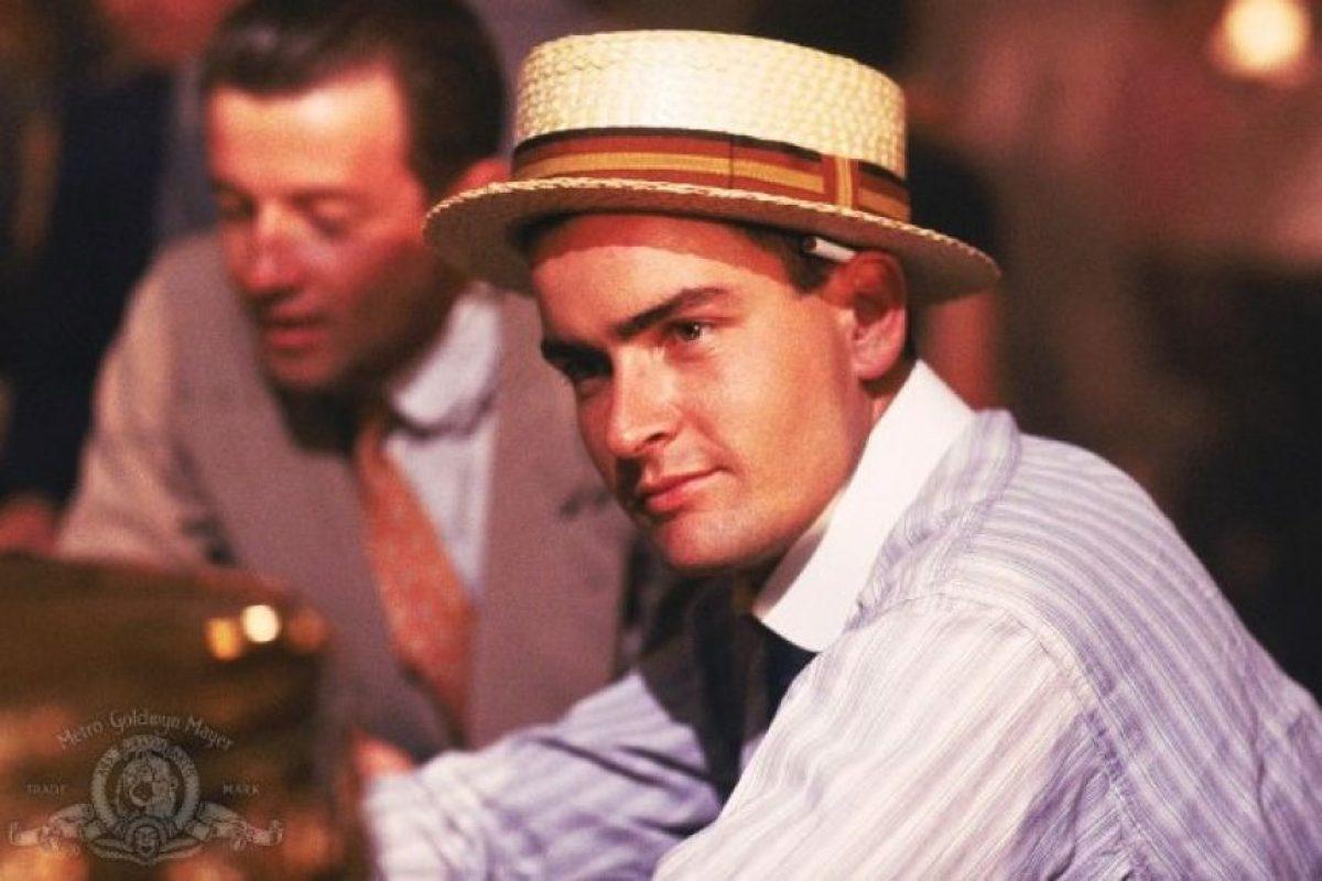 """En 1988 formó parte del elenco de la cinta de deportes """"Eight Men Out"""" Foto:IMDB"""