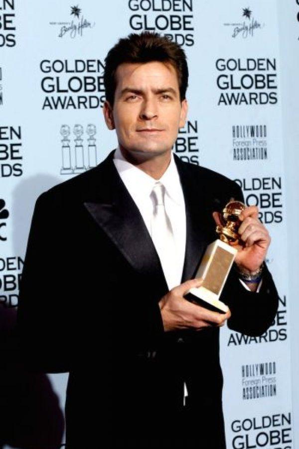 """En 2002, ganó el Globo de Oro por su papel en la serie """"Spin City"""". Foto:Getty Images"""