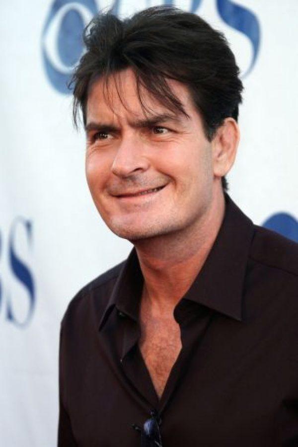 """El éxito de """"Two and a Half Men"""" lo convirtió en una de las estrellas más importantes de la televisión. Foto:Getty Images"""
